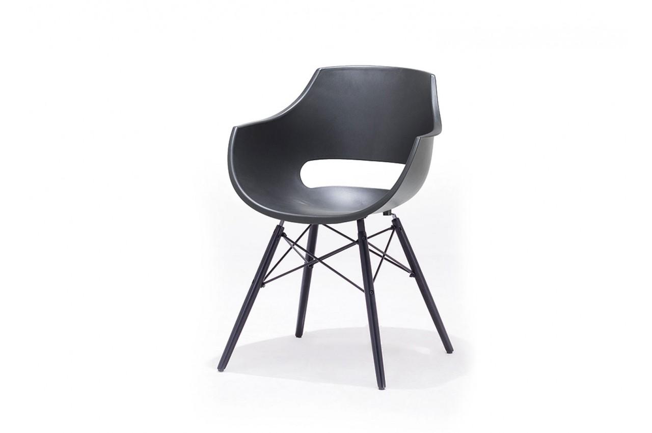 lot de 4 chaises retro pas cher pour