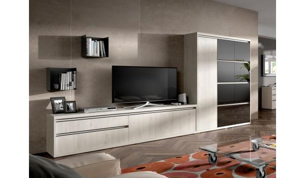 meuble de salon tv contemporain