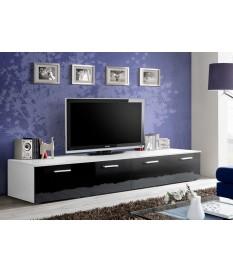 meuble tv bas 2m pas cher pour salon
