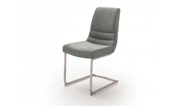 lot de chaise capitonnee en tissu avec poignee pas cher