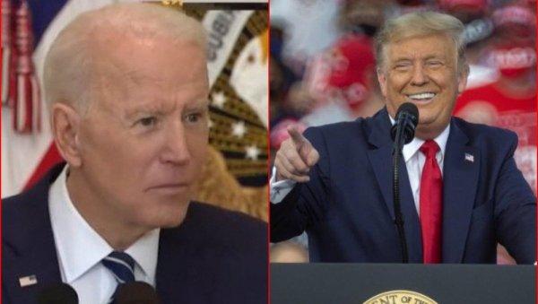 ПРИСТИГНИ НОВИ ПОДАТОЦИ: Бајден беше многу помалку гледан од Трамп