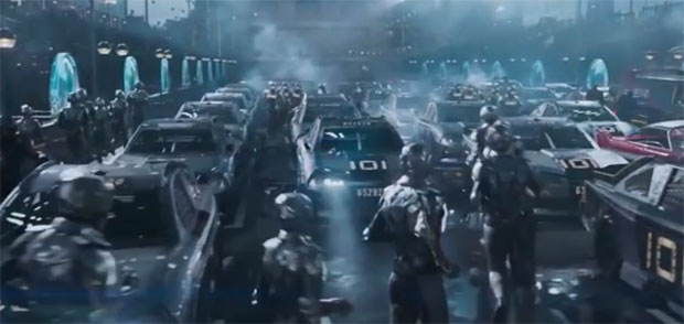 scena iz Ready Player One