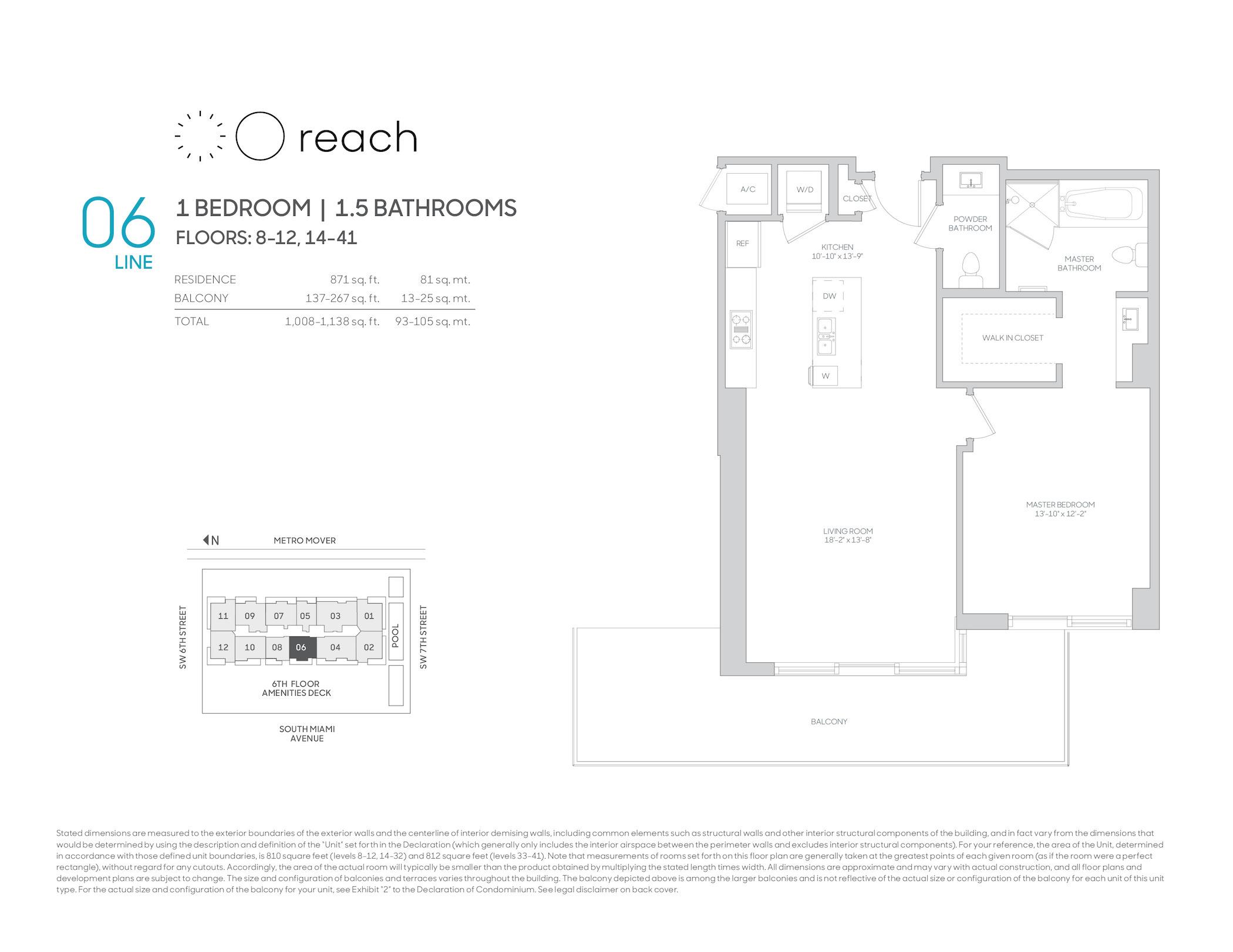 BCC REACH 6