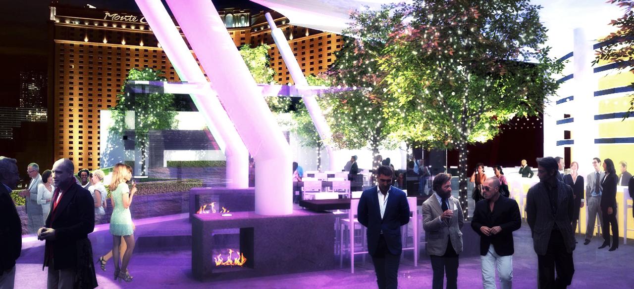 Restaurant & Bar Concept