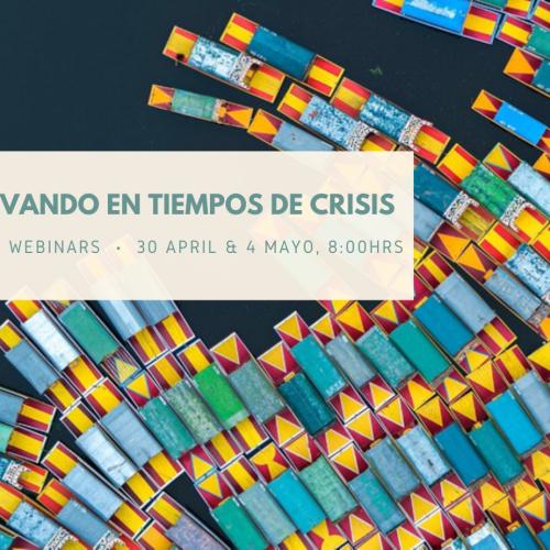 El sentido común queda fuera en tiempos no convencionales - webinar innovación para la crisis