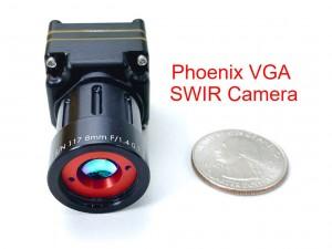 Tech :  Caméra SWIRP à faible SWaP d'Attollo Engineering avec le plus petit capteur VGA  , avis