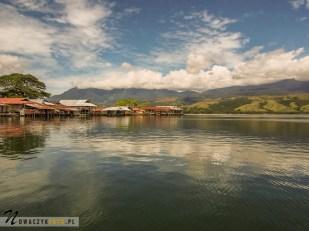Jezioro Sentani - Papua, Indonezja