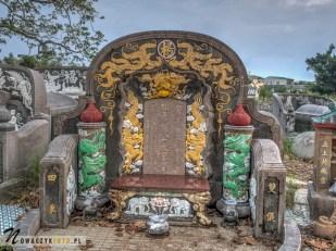 Cmentarz w Tainan, Tajwan