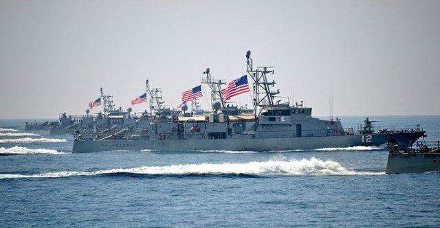 Znalezione obrazy dla zapytania amerykanskie okrety na bliskim wschodzie zdjecia