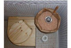nowato Komposttoilette 'Das Eckchen'