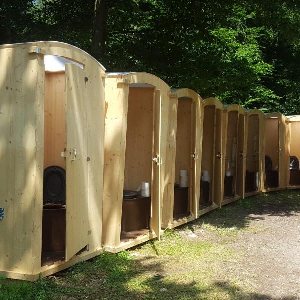 nowato Vermietung von Komposttoiletten. Toilettenvermietung Biotoiletten