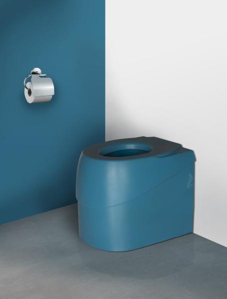 nowato · Trocken-Trenntoilette ECODOMEO - Modell TENTALE, blau