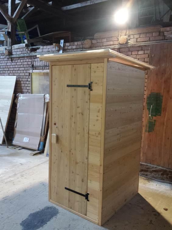 Komposttoilette Modell Wald 80 Liter
