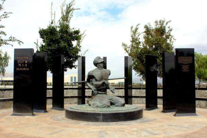Riverside National Cemetery POW MIA Memorial