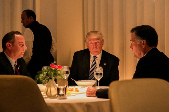trumps-intimate-dinner-with-romney