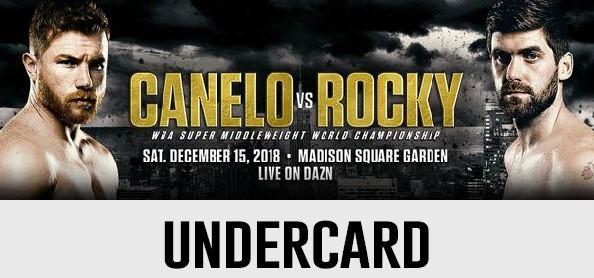 Canelo Alvarez vs Rocky Fielding Free Facebook Live Stream Undercard