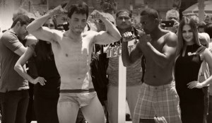 Julio Cesar Chavez vs Evert Bravo