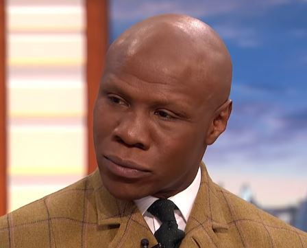 Chris Eubank Snr: I was the toughest man!