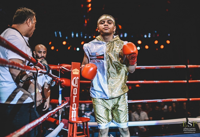 Welterweight Cris Reyes Predicts Third Round KO of Marrufo at Battle at the Boat 121