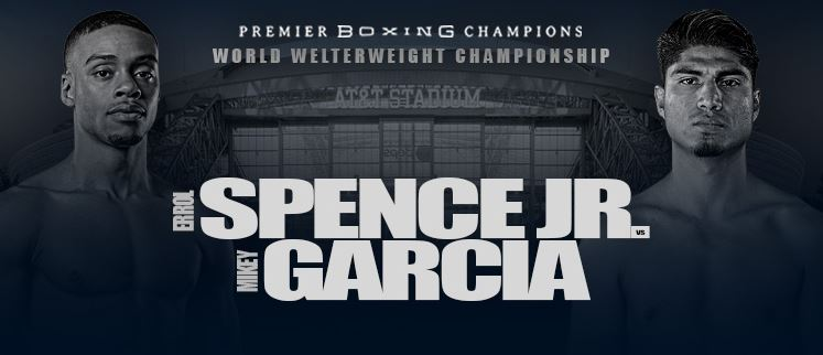 Watch Errol Spence Jr. vs. Mikey Garcia LIVE PBC on FOX PPV