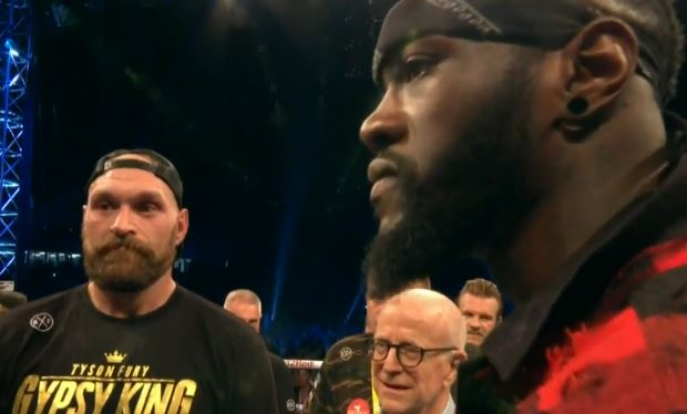 Court Jester Tyson Fury defeats Pianeta by boring decision, Deontay Wilder fight is next