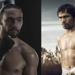 Keith Thurman vs Manny Pacquiao promo pic