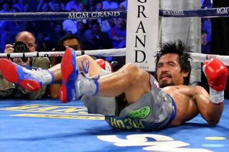 I fear for Manny Pacquiao's health if he fights Errol Spence Jr.