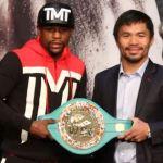 Floyd Mayweather Manny Pacquiao WBC Belt