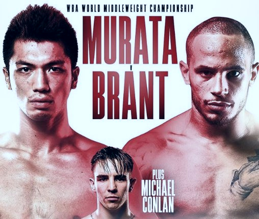 Ryota Murata vs Rob Brant, Michael Conlan vs Nicola Cipolletta Live on ESPN +