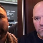 Golden Boy and UFC Dana White