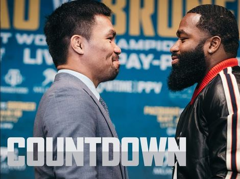 Watch Pacquiao vs Broner Free Live Stream Prelim Undercard and Countdown Show