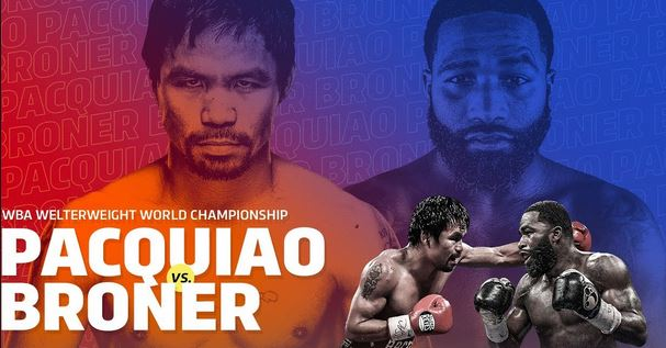 Live Stream Video: Pacquiao vs Broner New York Press Conference