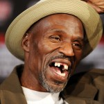 Roger Mayweather straw hat