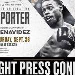 Errol Spence Shawn Porter post fight