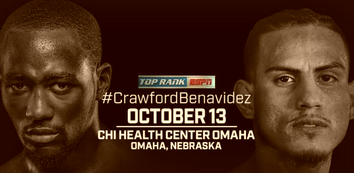 Watch Terence Crawford vs Jose Benavidez Jr LIVE on ESPN