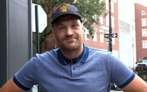 Tyson Fury NYC Gyspy King