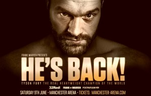 Tyson Fury vs Sefer Seferi Free Live YouTube Video Stream