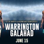 Kid Galahad Josh Warrington