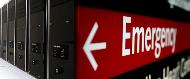 Emergency Data Recover Services for Business