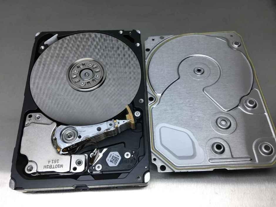 SEAGATE 4 TB HARD DRIVE USB SATA DATA RECOVERY FROM MEDIA DAMAGED