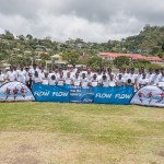 46 Young Footballers for Flow Ultimate Football Experience