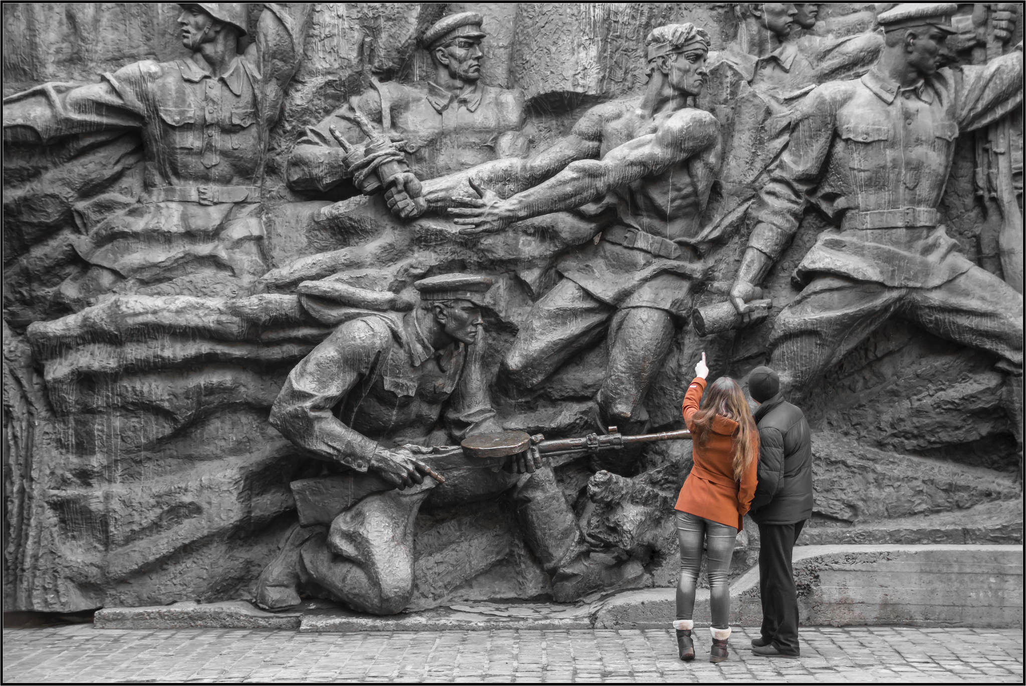 National Museum of the History of the Great Patriotic War (1941-1945). Image Credit: Bert Kaufmann