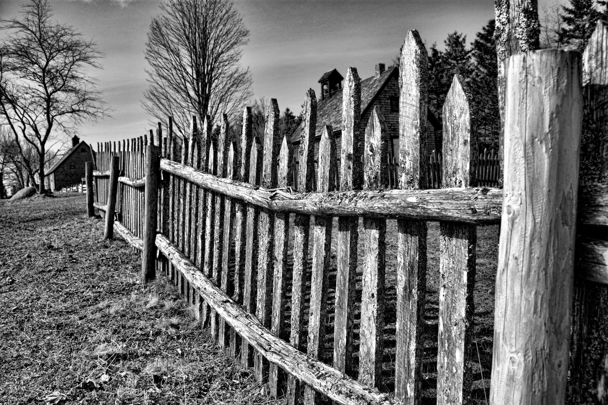 Boundaries and Fences