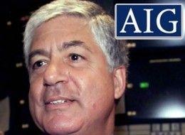 AIG Chief Executive Robert Benmosche