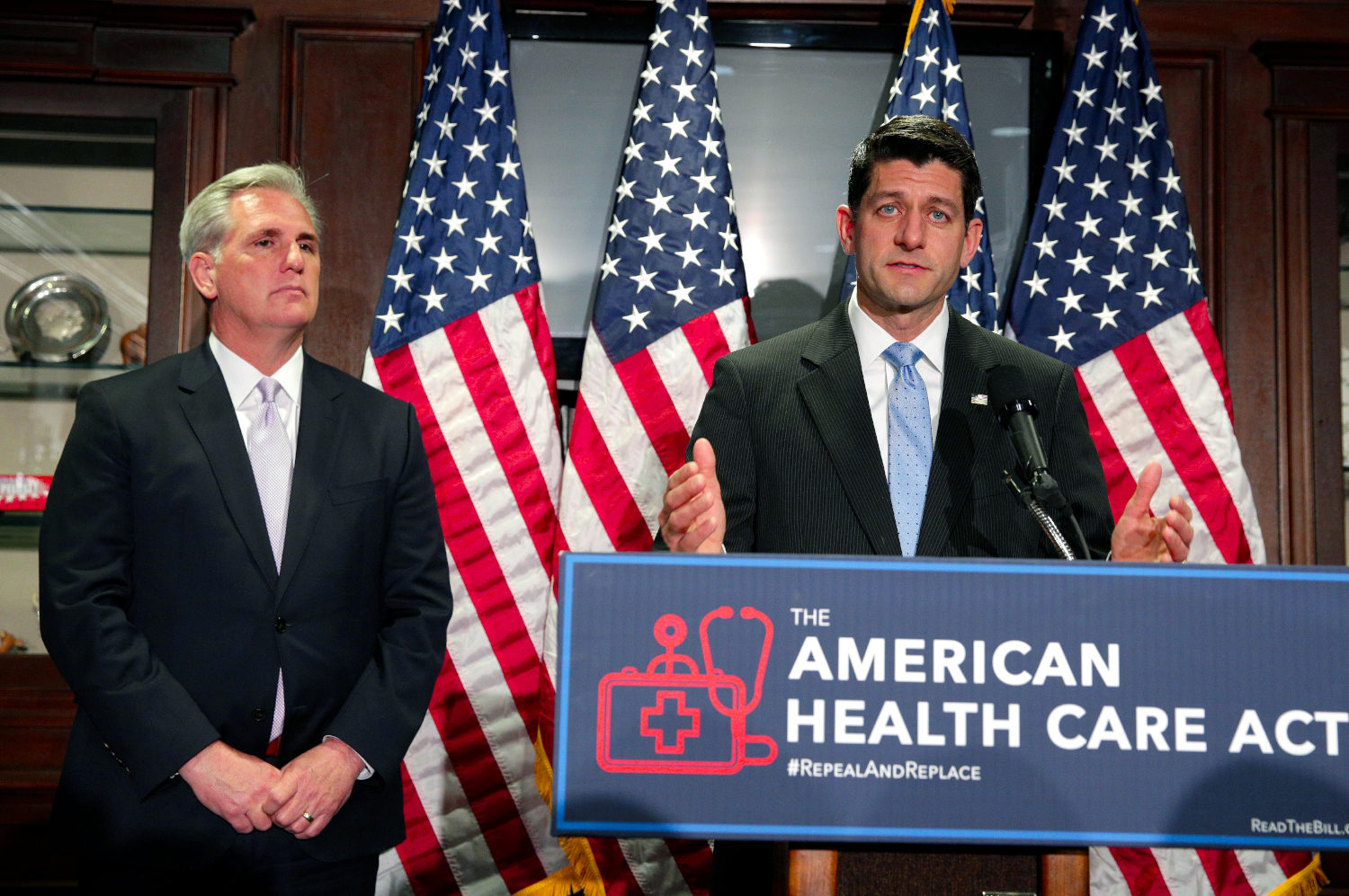 American Health Care Act Paul Ryan