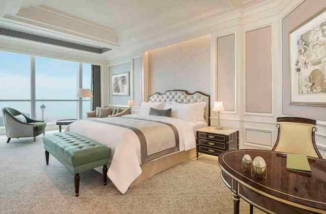 Greater Bay Ocean View King Room