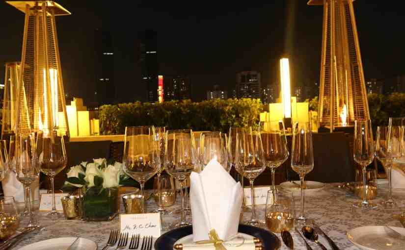 An exceptional six-hand chef dinner at Residence G Shenzhen