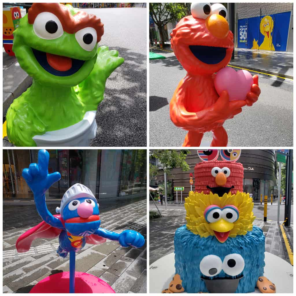 Sesame Street 50 year anniversary Archives - Now Shenzhen