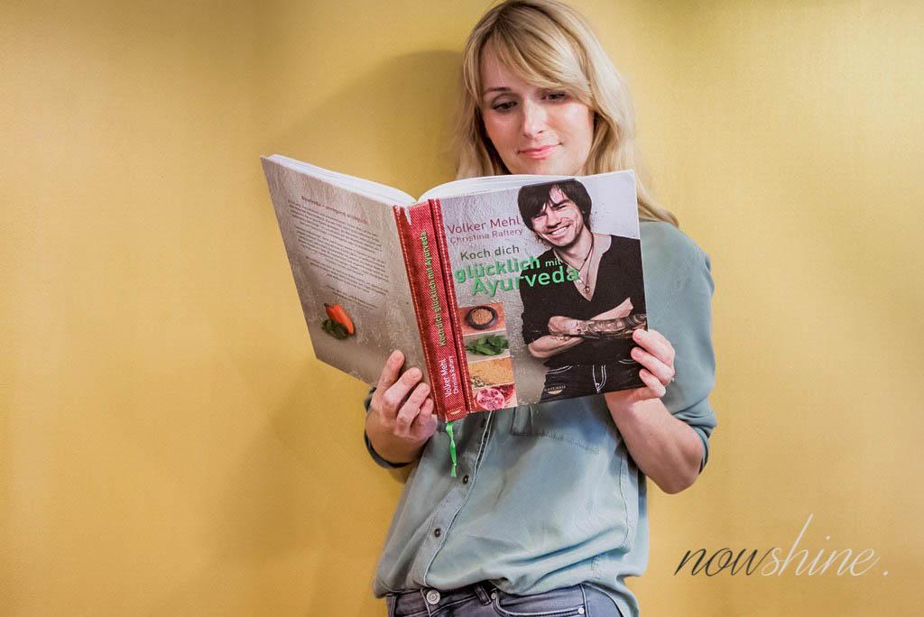 Ayurveda - Küche mit Volker Mehl - Nowshine ue40 Blog -gesunde Ernaehrung