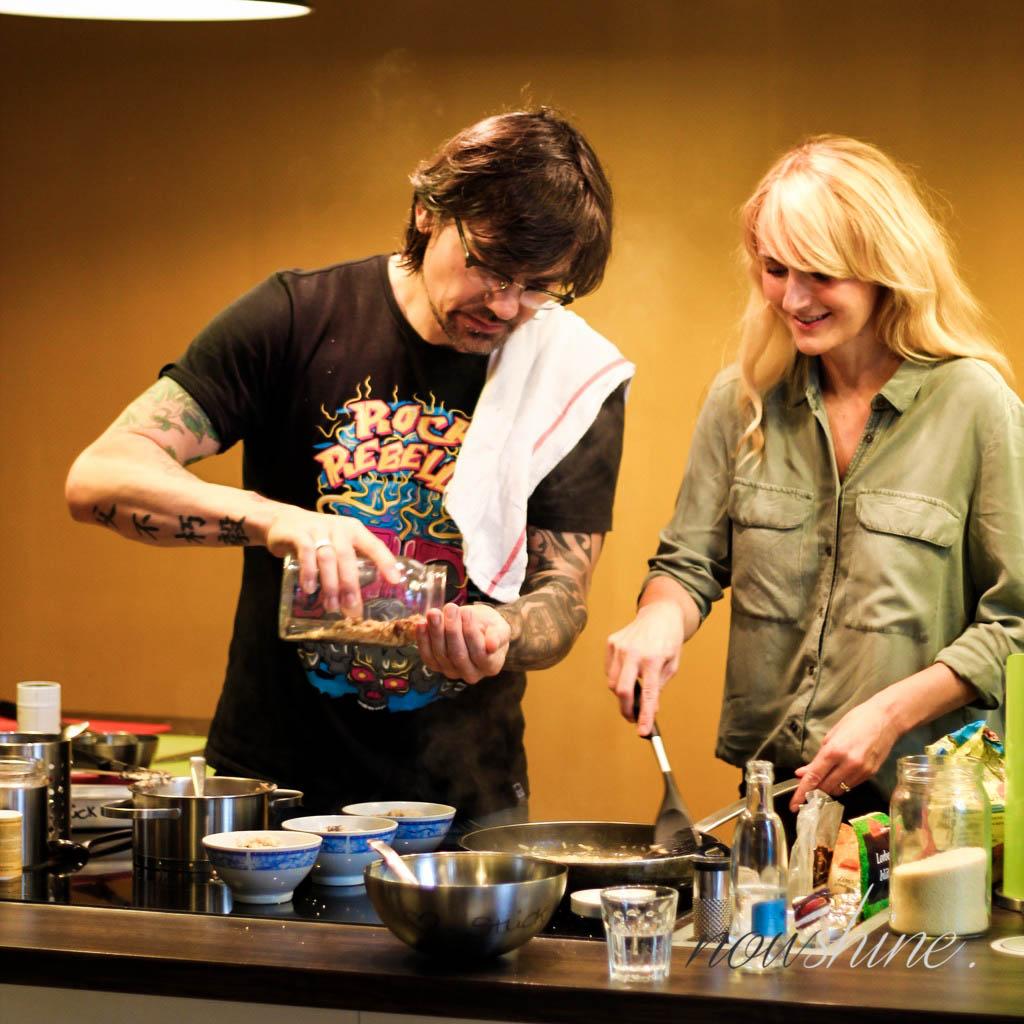 Ayurveda - Kochen mit Volker Mehl - Nowshine ue40 Blog -gesunde Ernaehrung